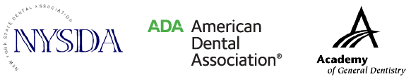 Hilton Family Dentistry Dental Membership Logos - NYSDA Member