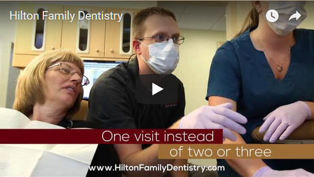 Hilton Family Dentist, Invisaline braces